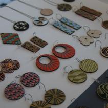 Molly M. earrings & pendants.
