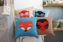 Donna Wilson pillows.