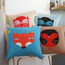 Donna Wilson pillows.