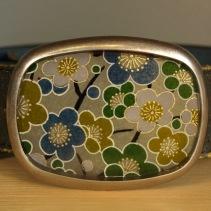 Large Blossom Belt - $80