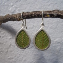 Teardrop Earrings - $82