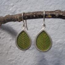Teardrop Earrings - $82